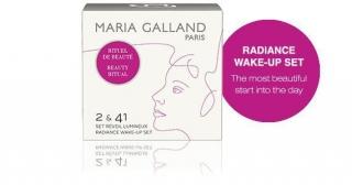 "Набор ""Пробуждение сияния"" Мария Галланд Radiance Wake Up Set Maria Galland"