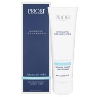 Cкраб для лица и тела Приори Invigorating Face & Body Scrub Priori