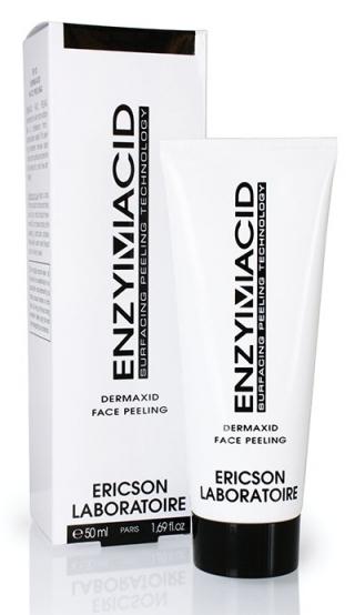 Скраб для лица Эриксон Лаборатория ENZYMACID DERMAXID FACE PEELING Ericson Laboratoire