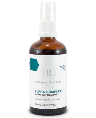Пилинг 8% Холи лэнд ALPHA COMPLEX Rapid Exfoliator Holy Land