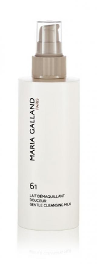 Нежное очищающее молочко Мария Галланд Gentle Cleansing Milk № 61 Maria Galland