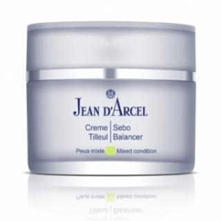 Дневной крем для смешанной и жирной кожи Жан д'Арсель Creme Tilleul Jean d'Arcel