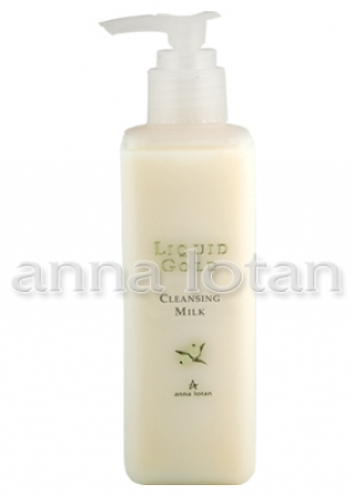 Золотое молочко Анна Лотан Liquid Gold Cleansing Milk Anna Lotan