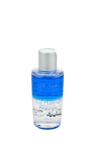 Деликатное средство для снятия макияжа с глаз с экстрактом огурца Доктор Си Eye make-up remover Dr. Sea