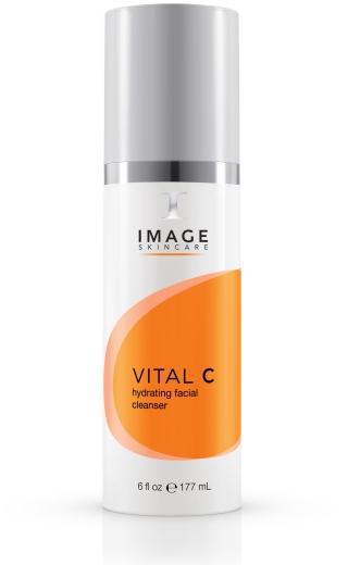 Очищающее молочко с витамином С Имидж Скинкеа Hydrating Facial Cleanser Image Skincare