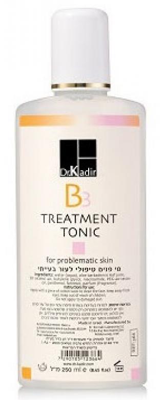 Тоник лечебный для проблемной кожи Доктор Кадир B3 Treatment Tonic For Problematic Skin Dr. Kadir