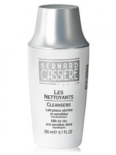 Молочко для чувствительной кожи Бернард Кассьер Milk for sensitive skin Bernard Cassiere