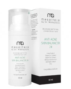 Балансирующий матирующий крем для жирной и проблемной кожи Skin Balancer 24 MedicControlPeel (MCP)