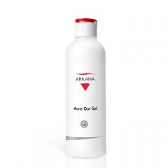 Очищающий гель для жирной, склонной к акне и комбинированной кожи Аркана Acne Out Gel Arkana