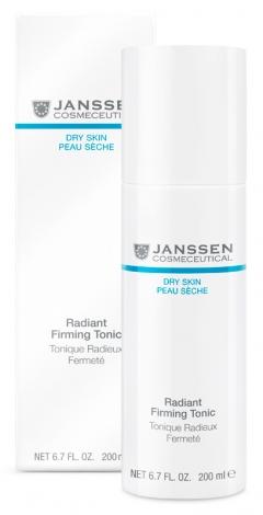 Структурирующий увлажняющий Тоник Янссен Radiant Firming Tonic Janssen