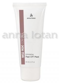 Маска отшелушивающая ПИЛ ОФ Маск Анна Лотан New Age Control Exfoliating Peel Off Mask Anna Lotan
