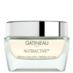 Обогащенный успокаивающий крем-комфорт Гатино Nutriactive Mediation Rich Cream Gatineau