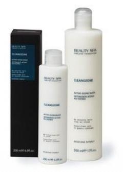 "Очищающия озон-эмульсия ""Клеанзон"" для всех типов кожи Бьюти СПА Biozone Cleanzone Beauty SPA"