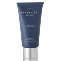 Очищающий гель-эксфолиант Трансвитал Cleansing Exfoliating Gel Transvital