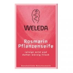 Розмариновое растительное мыло Веледа Rosmarin Pflanzenseife Weleda