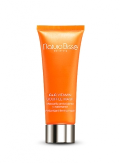 Антиоксидантная маска-суфле С+С Натура Биссе C+C Vitamin Souffle Mask Natura Bisse