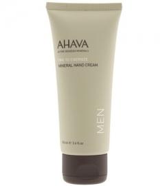 Крем для рук минеральный Ахава Mineral Hand Cream Men AHAVA