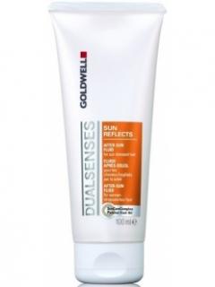 Флюид для защиты волос от солнечных лучей Рене Фуртерер Goldwell DualSenses Sun Reflects Fluid Rene Furterer