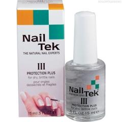 Защита для сухих и хрупких ногтей Нейл Тек Protection Plus III Nail Tek