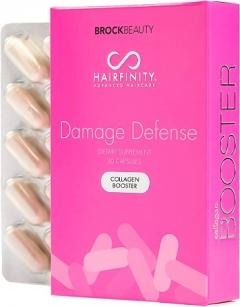 Бустер с коллагеном для поврежденных волос Хаир Финити Damage Defense Collagen Booster HairFinity