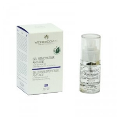 Обновление кожи с 10% гликолевой кислоты Вердеоаси Anti-age reneval gel with glycolic acid 10% Verdeoasi