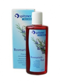 Жидкий концентрат для ванн «РОЗМАРИН» Шпитцнер Spitzner Arzneimitte