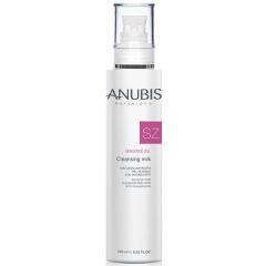Деликатное очищающее молочко для чувствительной кожи Анубис Sensitive Zul Cleansing Milk Anubis