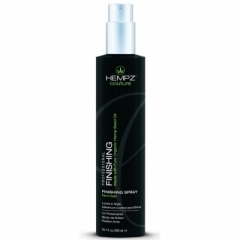Финишный спрей жесткой фиксации Хемпз Hold On Tight Finishing Spray Hempz