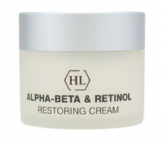 Восстанавливающий крем Холи лэнд Alpha-Beta & Retinol Restoring cream Holy Land