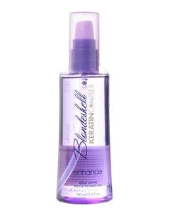 Масло корректирующее для осветленных и седых волос Кератин Комплекс Blondeshell Enhance Brightening Keratin Complex