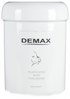 "Пластифицирующая маска ""Талассин"" Демакс Plasticizing Thalassine Demax"