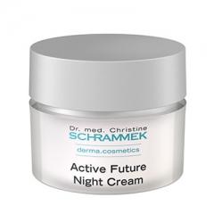 Восстанавливающий ночной крем для возрастной кожи Дерма Косметикс ACTIVE FUTURE NIGHT CREAM DERMA COSMETICS