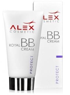 Успокаивающий BB крем для лица Алекс Косметик Royal BB Cream Alex Cosmetic