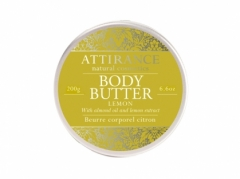 Масло для тела Лимон Аттиранс Lemon Body Butter Attirance