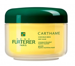 Нежная увлажняющая и питательная маска Картам Рене Фуртерер Carthame Gentle Hydro Nutritive Mask Rene Furterer