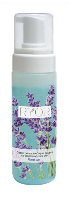 Очищающая пена с морскими водорослями для проблематичной кожи Риор Cleansing foam with seaweed for problematic skin Ryor