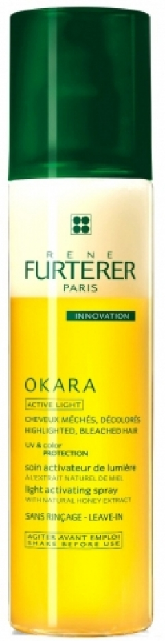Спрей Окара для мелированных волос Рене Фуртерер Okara Light Activating Spray Rene Furterer