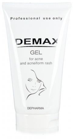 Активный себорегулирующий гель Демакс Gel For Acne and Acneiform Rash Demax