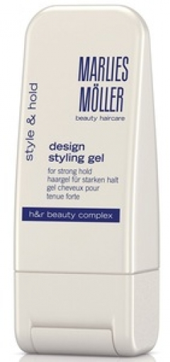 Гель для креативной укладки Марлис Мёллер Design Styling Gel Marlies Moller