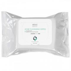 Очищающие салфетки для жирной проблемной кожи с 2% салициловой кислотой Обаджи SUZAN MD Acne Cleansing Wipes Obagi