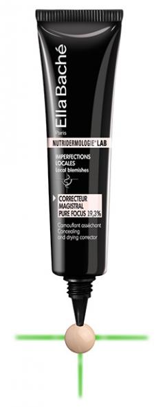 Пюр Фокус - Корректор для точечных воспалений Элла Баше Correcteur Magistral Pure Focus 19,3% Ella Bache