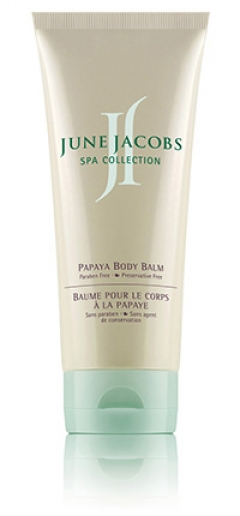 Бальзам для тела с экстрактом папайи Джун Джейкобс Papaya Body Balm June Jacobs