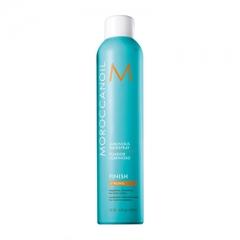 Сияющий лак для волос сильной фиксации МарокканОил Luminous Hairspray MoroccanOil