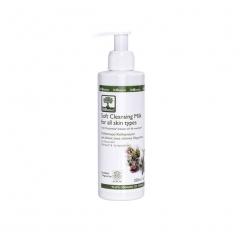 Очищающее молочко для всех типов кожи БиоСелект Soft Cleaning Milk for all skin types BIOSelect