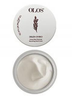 Питательный крем для рук Олос Nutrymenti Delizia di Riso Body Nourishing Hand Cream Olos