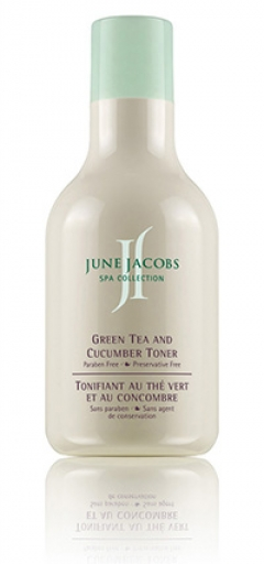 Тоник Зеленый чай и Огурец Джун Джейкобс Green Tea and Cucumber Toner June Jacobs