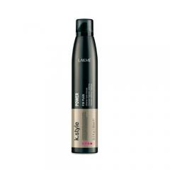 Мусс для волос экстремальной фиксации Лакме K.Style Power Fix Plus Lakme