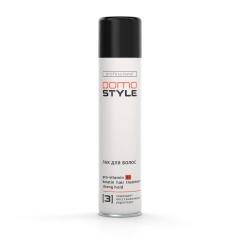 Лак Для Волос, Сильная Фиксация Леко Domo Style 3 Leco
