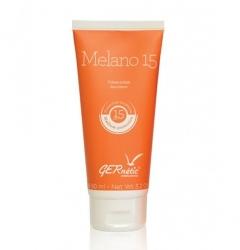Cолнцезащитный крем для лица и тела SPF 15 Жернетик MELANO 15 GERnetic