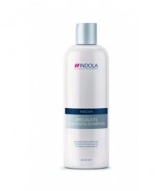 Шампунь очищающий для жирной кожи головы Индола Innova Specialists Cleansing Shampoo Indola